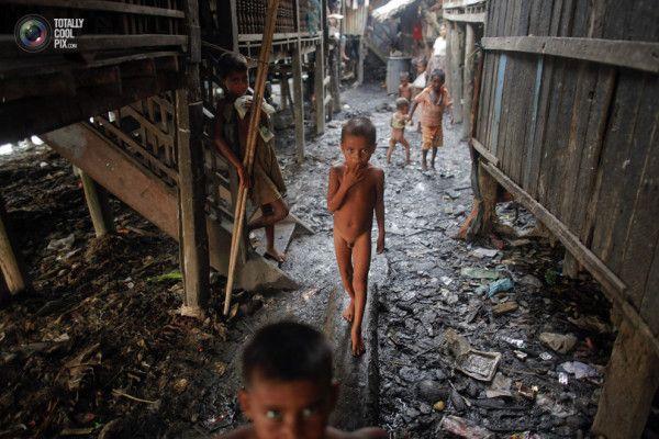 PHOTO: Rohingya slum in Sittwe 2012 2. #Birma #Burma #HumanRights #Myanmar #Rohingya #Sittwe