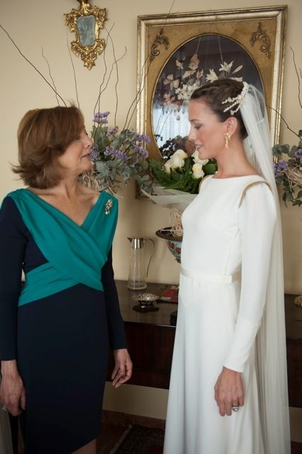 Casilda Arizón, uno de mis vestidos de novia preferidos