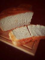 IMPRESJA smaku...: Domowy chleb pszenny na żytnim zakwasie (zdrowe ka...