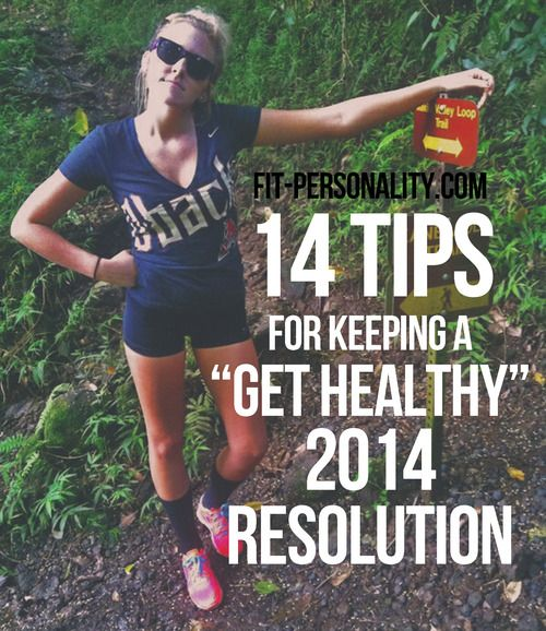 14 Ways To Keep Your 2015 Healthy New Years Resolution - Clean Eats, Clean Body