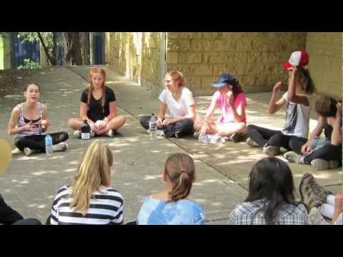 Year 9 Camp 2012 | Covenant Christian School Sydney