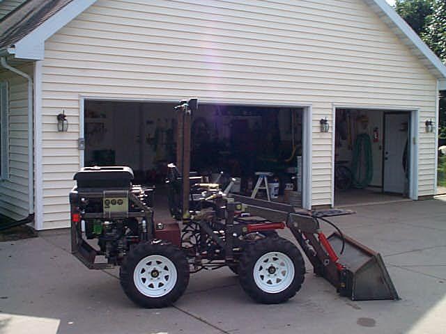 Acme Garden Tractor : Best john deere mower accessories images on pinterest