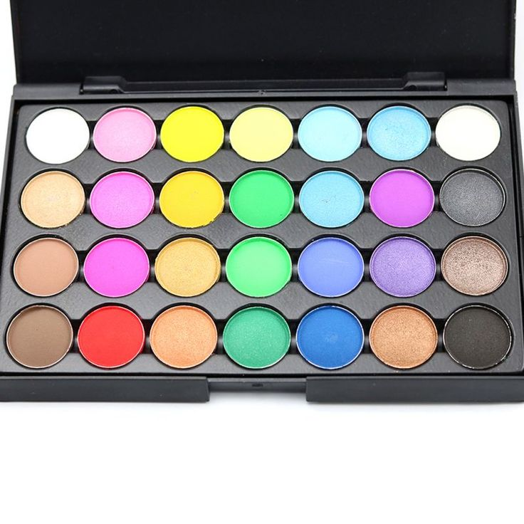 28 Women Nude Make Up Palette Cosmetic Shimmer Makeup Eye Shadow Palette Professional Natural Pigment Matte Eyeshadow Pallet