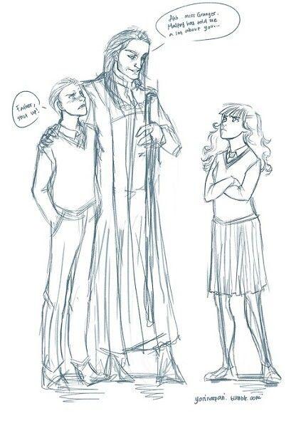 Draco Lucius Hermione