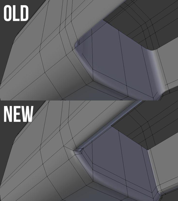 FAQ: How u model dem shapes? Hands-on mini-tuts for mechanical sub-d AKA ADD MORE GEO - Page 123 - Polycount Forum