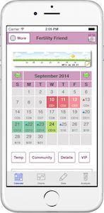 Fertility Friend – Fertility Tracking, Ovulation Calendar and Fertility Table -…   – Schwangerschaft