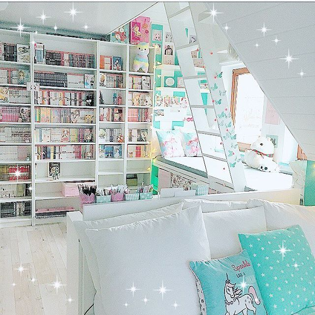 I must have a room to store all my Manga, Anime, Collectibles, Movies, Music, Games, Etc.
