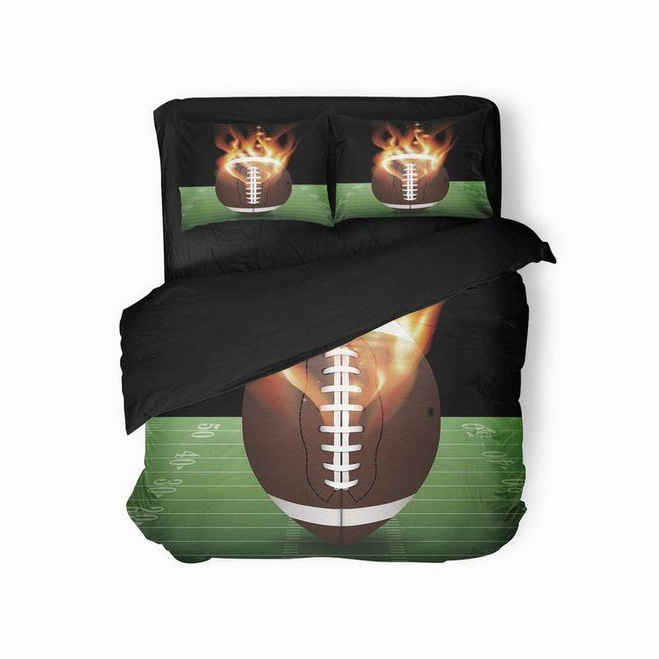 Kids Football Comforter Set from Kids Bedding Company