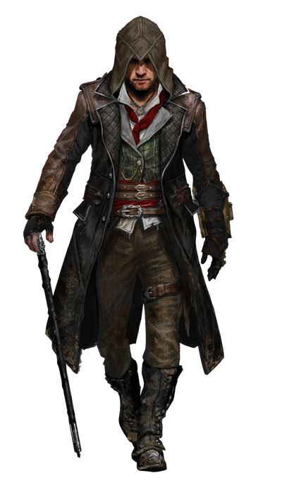 Assassins Creed Syndicate - Jacob concept art