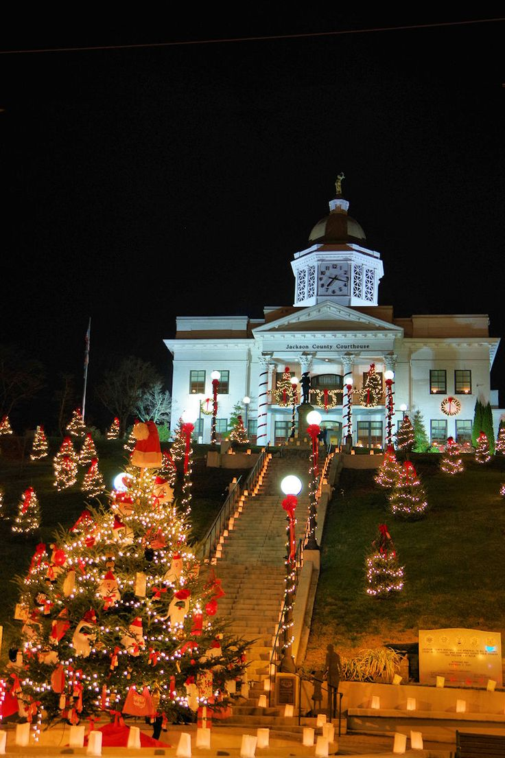 Top 12 Christmas Towns in the North