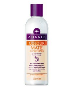 Aussie Colour Mate Conditioner 250ml available at The Garden Pharmacy, Long Acre with Udozi #hair #makeup #beauty #cosmetics