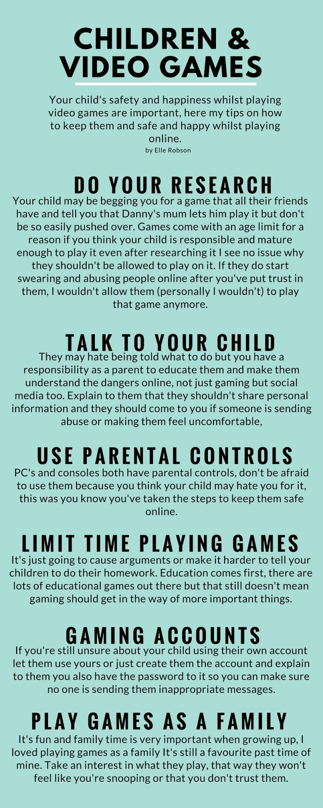 "Last year (October to be exact) I did a poll on twitter asking my follows ""Should parents refrain from letting their kids play over 1..."