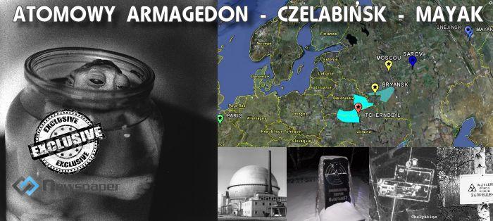 Nie tylko Czarnobyl : Czelabińsk