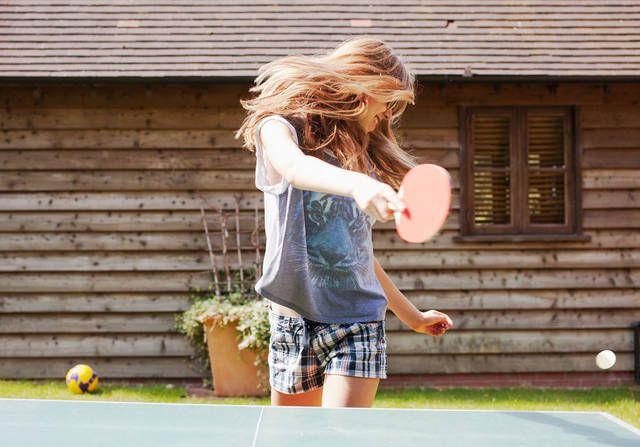 Les bienfaits du tennis de table pour garder la forme