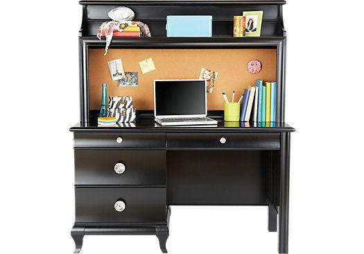Shop for a Milan Black Desk   ROOM IDEAS   Pinterest   Desks, Desk ...