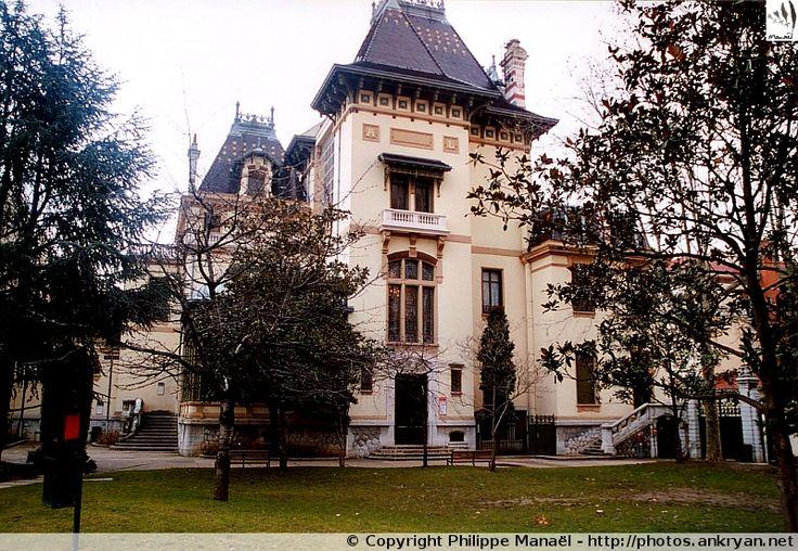 Musée de l'Institut Lumière (Lyon, Rhône-Alpes)