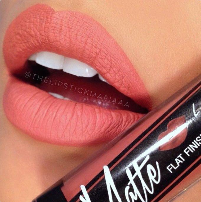 L A Girl Matte Lipstick Lipstick Shades Hair Makeup