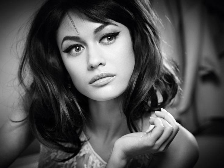 apostrophe9 • diaryofabookgirl:Olga Kurylenko for Vogue Russia's...