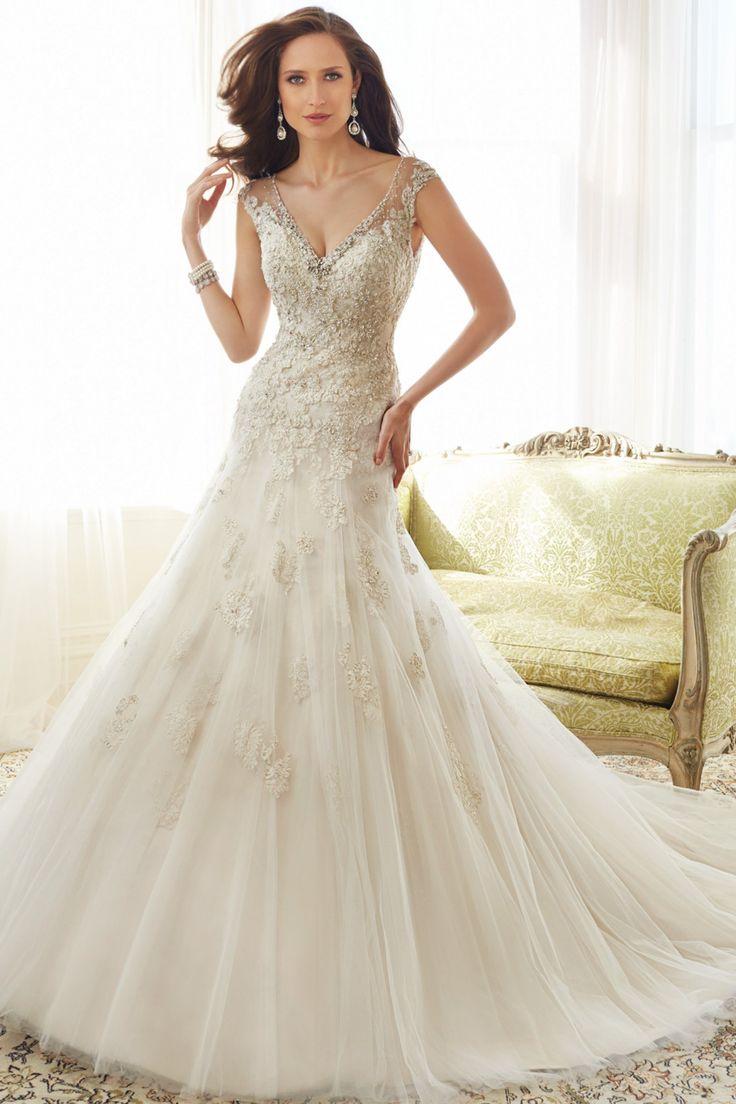 20 best Wedding dress images on Pinterest   Hochzeitskleider ...