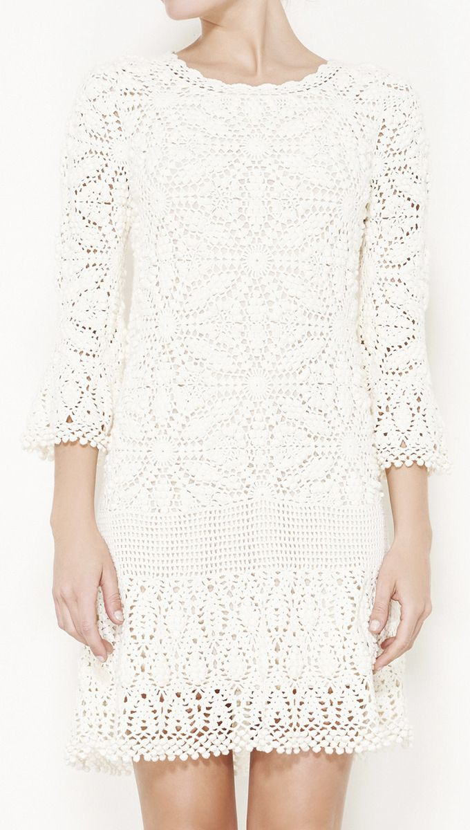 White Lace Dress - someday...