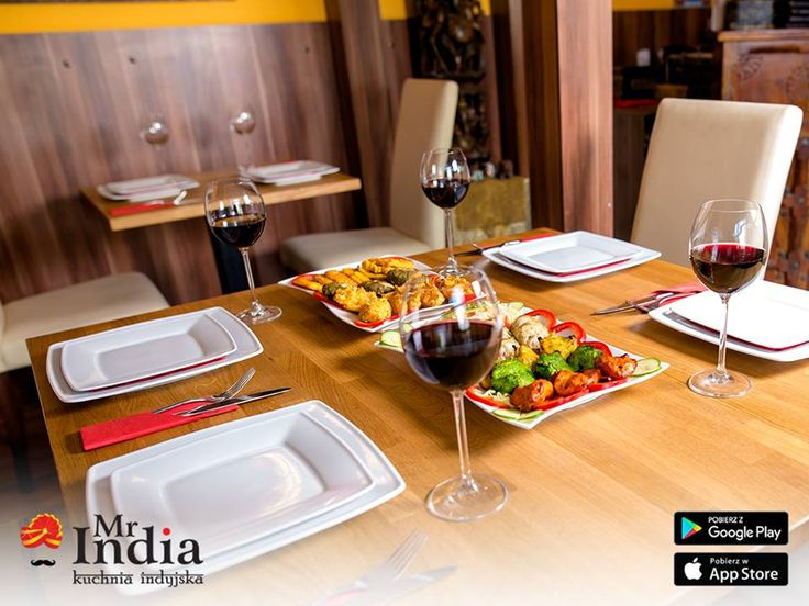 When you want to meet your friends in a nice place you're welcome! We have interesting promotional sets for our guests who want to have a nice time with their loved ones. Come and see what Mr. Mr. Offers for you. India. 😁😁 http://www.mrindia.pl/