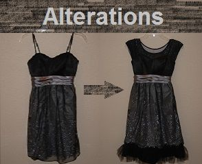 Style exchange dress alterations