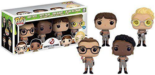 Funko Pop! Movies Ghostbusters 4 Pack (FYE Exclusive!)