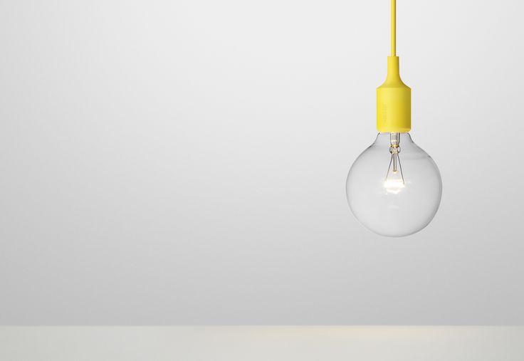 E27 / Design by Mattias Ståhlbom / Muuto