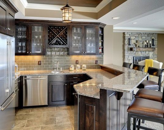 Best 25+ Basement Kitchen Ideas On Pinterest