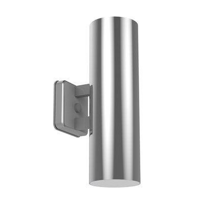 Remcraft Lighting 310 Series Outdoor Up/Down Light Wall Sconce - 314 - GU-24, Satin Aluminum $139.20