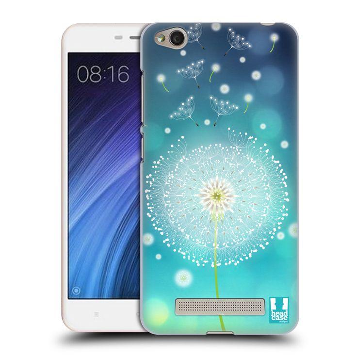 Plastové pouzdro na mobil Xiaomi Redmi 4A HEAD CASE Rozlétaná pampeliška