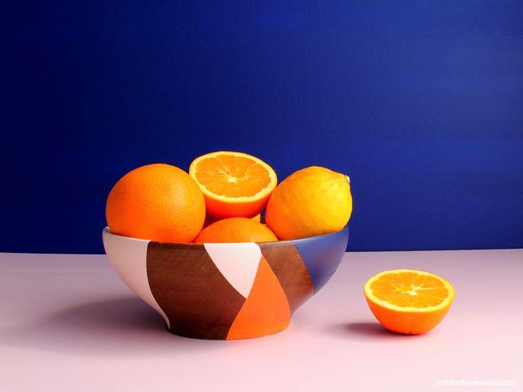 Mini makeover: Frou-frou your fruit bowl