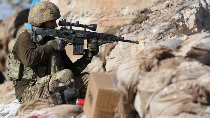 Sieben türkische Soldaten bei Syrien-Offensive getötet