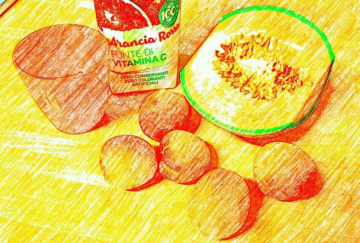 Vitamins for a better day  #vitamins #orange #fruit