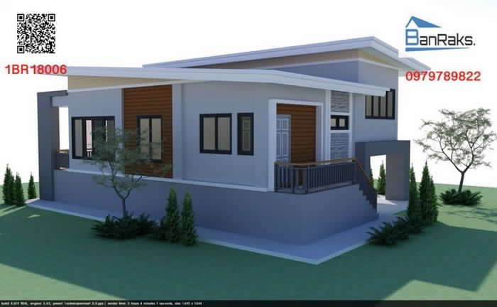 This 1 5 Storeys Modern House Is Everybody S Dream Cool House Concepts In 2020 Modern Bungalow House House Plan Gallery Dream House Plans