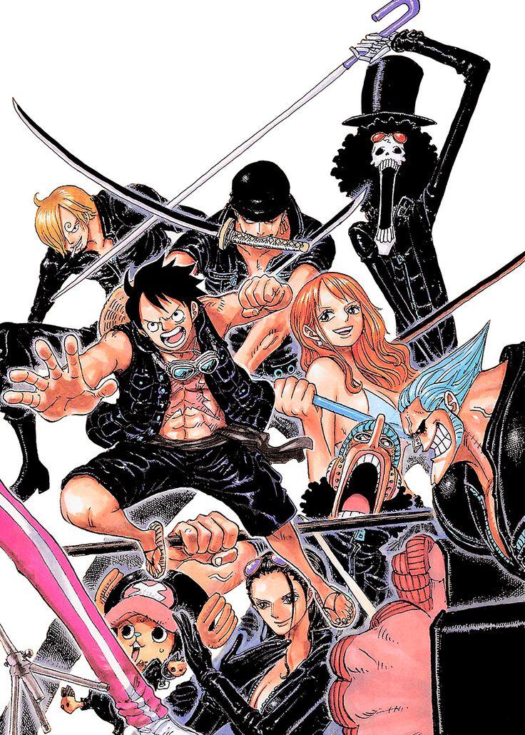 One Piece, Film Gold, Monkey D Luffy, Chopper, Nico Robin, Sanji