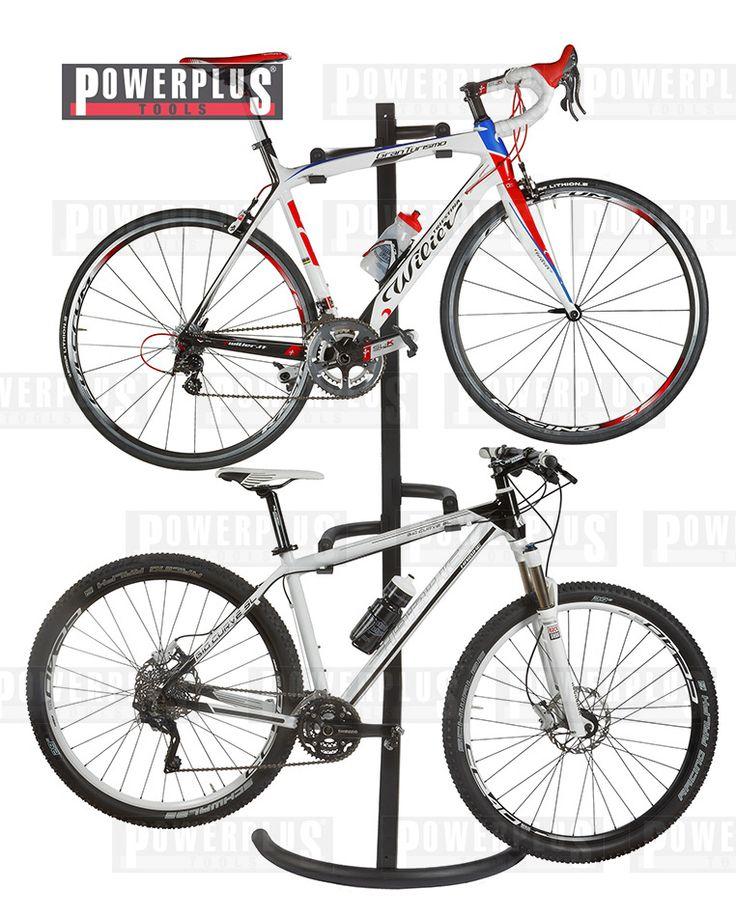 Pin von powerplustools gmbh auf fahrrad bike garages - Wandhalterung rennrad ...