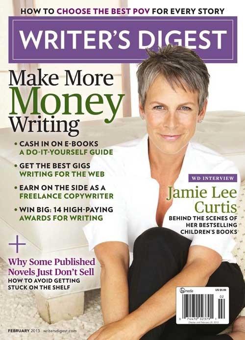 Writer's Digest February 2013 (PDF)   WritersDigestShop