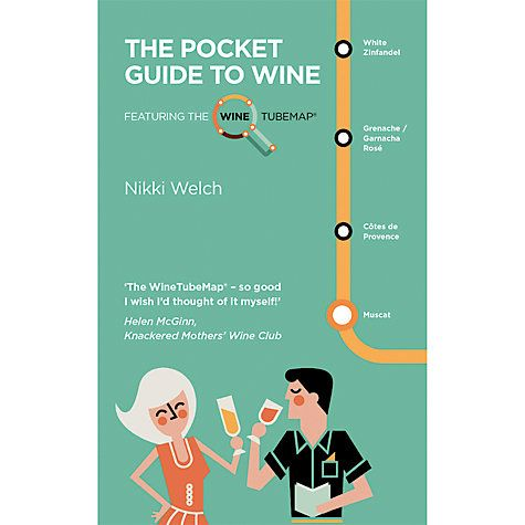 Buy Pocket Guide to Wine Book by N. Welch Online at johnlewis.com