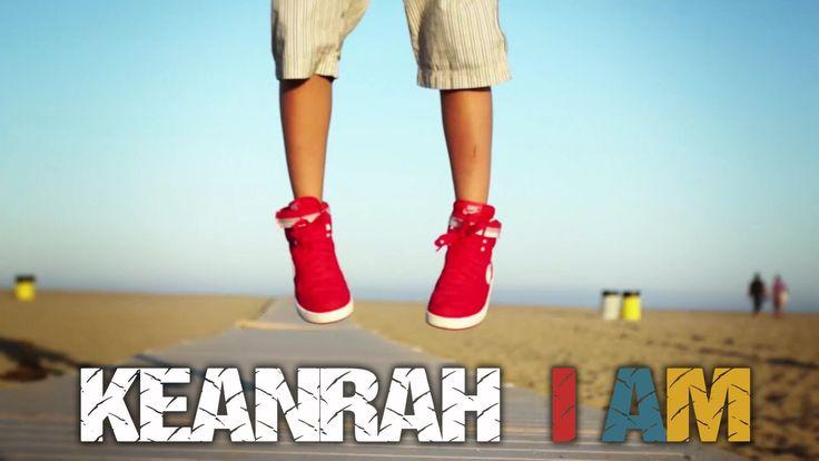 "KEANRAH ""I Am"" [ Disco Funk Mix ] prod. by Vichy Ratey"