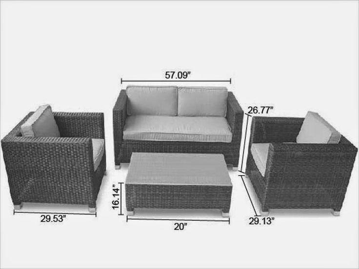 Special Sale 53% for Kontiki Conversation Sets - Wicker Sofa Sets - Outdoor Patio Furniture Sofa