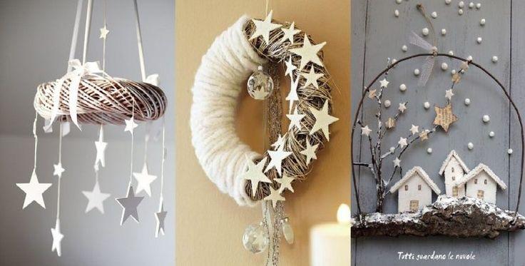Ein festlich geschmücktes Haus ist nicht komplett ohne einen schönen Weihnachtskranz an der Haustür oder an der Wand. Hast Du vor diese Woche einen Weihnachtskranz selber zu machen und bist auf der Suche nach Ideen? Dann schau Dir diese wunderschönen Kränze mal an! Wir wünschen viel Spaß und Erfolg beim Basteln. Und …, wenn Du …