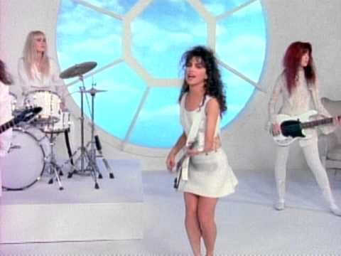 Music video by The Bangles performing In Your Room. (C) 1988 SONY BMG MUSIC ENTERTAINMENT
