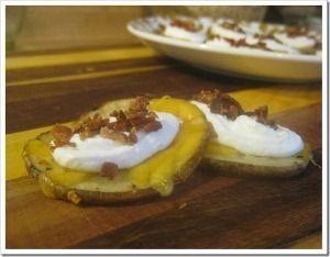 Potato Skin Sliders Recipe | FaveGlutenFreeRecipes.com
