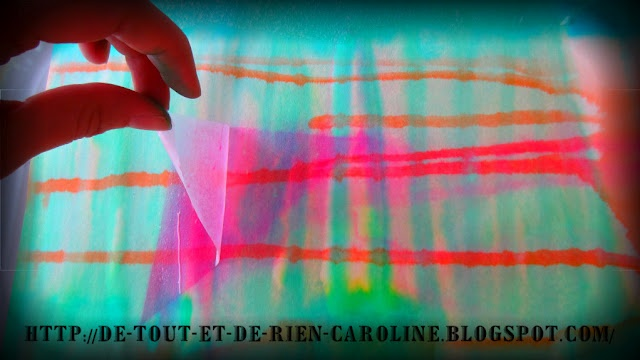 Abstract art with art bleeding tissue. Love the use of the light table combined.Diy, Using Bleeding Art Tissue, Art Bleeding, Abstract Art, Bleeding Tissue M, Abstract Tissue Paper Art, Kids Crafts Projects, Bleeding Tissue Paper Art, Art Projects