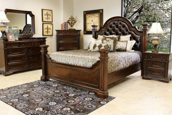 17 best images about bedrooms on pinterest fall bedroom for Bedroom furniture for less