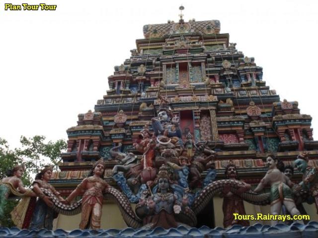Tourist Attraction India: Neelkhant Mahadev Temple Rishikesh
