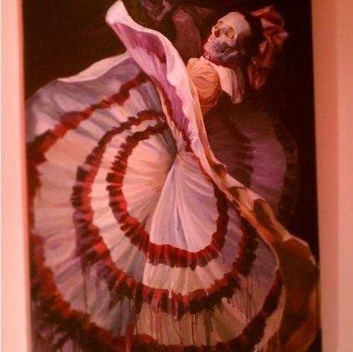 mexican chola art | Notes: 14 / 1 year ago