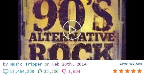 Best of 90's Alternative Rock