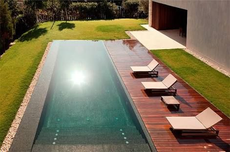 #modern #moderpools Let us help you create your #dream #oasis #backyard! www.geremiapools.com